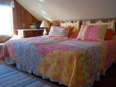 Chatham Cape Cod vacation rental - Second floor bedroom with water view