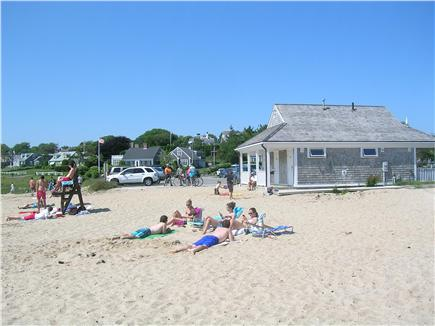 Chatham Cape Cod vacation rental - Nearby Oyster Pond Beach with bathroom and shower facilities