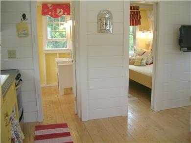 Chatham Cape Cod vacation rental - Entrance to bath & bedroom