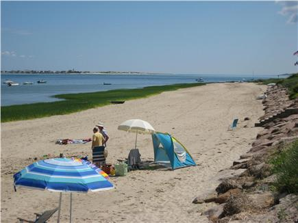 Barnstable Cape Cod vacation rental - Public Beach a few minutes walk with Lifeguards and Restrooms