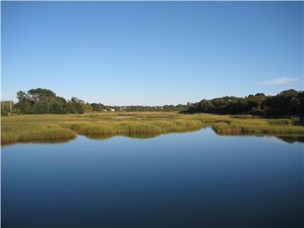 Barnstable Cape Cod vacation rental - Stroll Along A Beautiful Salt Water Marsh-look for 2 White Swans