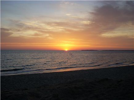 eastham Cape Cod vacation rental - Enjoy relaxing sunsets at the beach