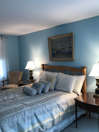 Mashpee, Popponesset Cape Cod vacation rental - First floor master bedroom