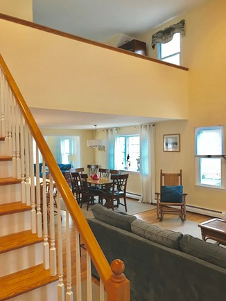 Mashpee, Popponesset Cape Cod vacation rental - Entering from the front entrance