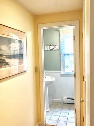 Mashpee, Popponesset Cape Cod vacation rental - First floor half bath