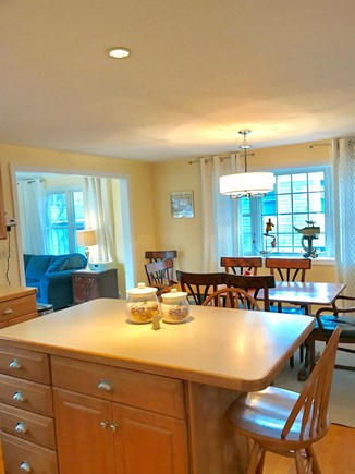 Mashpee, Popponesset Cape Cod vacation rental - Kitchen and dining areas