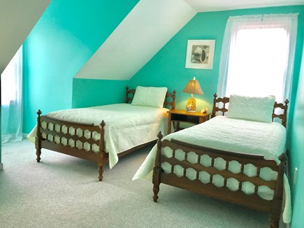 Mashpee, Popponesset Cape Cod vacation rental - Second floor twin bedroom