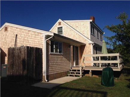 Chatham Cape Cod vacation rental - Back of Home