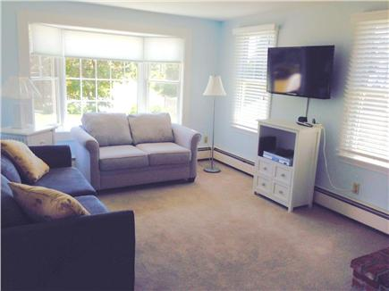 Chatham Cape Cod vacation rental - Living area now has flat screen tv