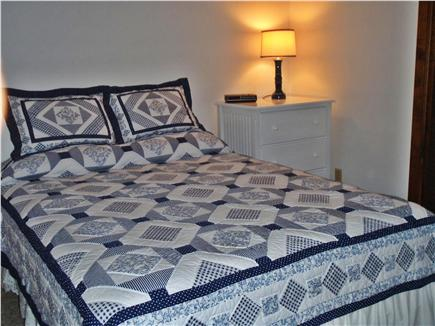 Chatham Cape Cod vacation rental - First of 4 bedrooms, this is on 1st flr with queen