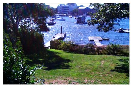 Woods Hole Woods Hole vacation rental - Walk around the Eel Pond for stunning views.