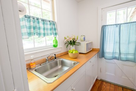 Woods Hole Woods Hole vacation rental - Charming galley kitchen.