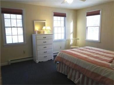 North Eastham Cape Cod vacation rental - Main floor, **now queen bed** & 2nd full bath