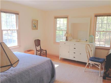 Orleans Cape Cod vacation rental - First floor bedroom with queen