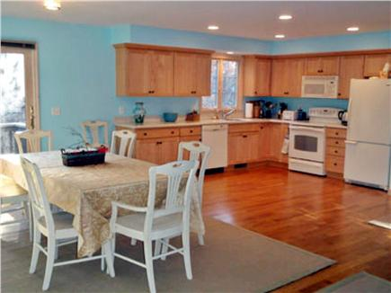 Orleans Cape Cod vacation rental - Dining and Kitchen Area