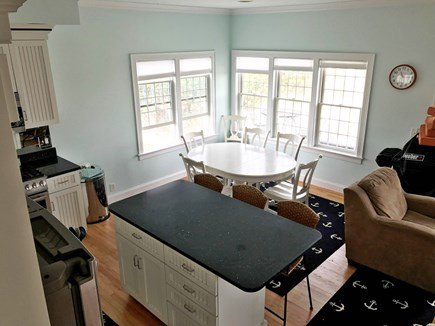 Dennis Cape Cod vacation rental - Open kitchen dining