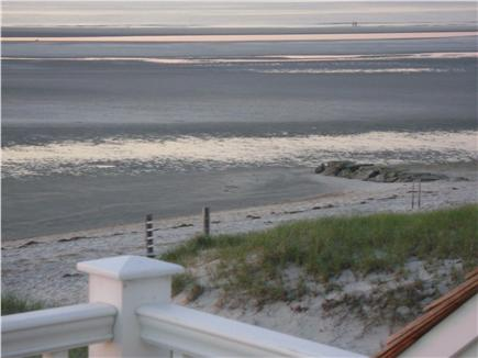 Dennis Cape Cod vacation rental - Beach and water view from deck