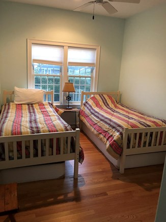 Dennis Cape Cod vacation rental - Bedroom with twin beds