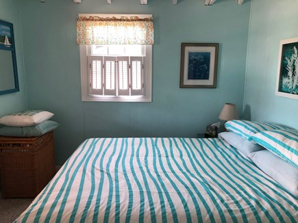 East Sandwich Cape Cod vacation rental - Bedroom 3 with queen bed