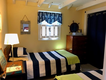 East Sandwich Cape Cod vacation rental - Bedroom 2 with twin beds