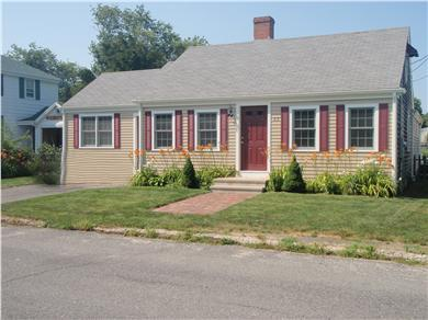 Hyannis Cape Cod vacation rental - Conveniently located on side street with easy access to town