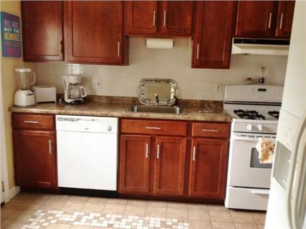 Hyannis Cape Cod vacation rental - Fullly equipped kitchen that meet all your cooking/baking needs
