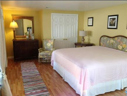 Hyannis Cape Cod vacation rental - King Master w/ private bath and private French door entrance