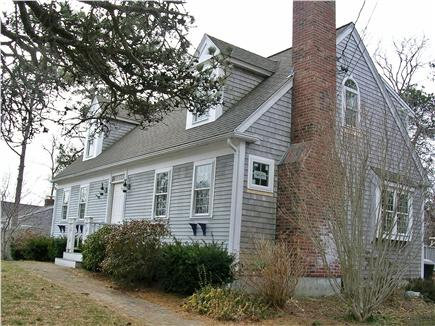 Dennis village Cape Cod vacation rental - Front of house