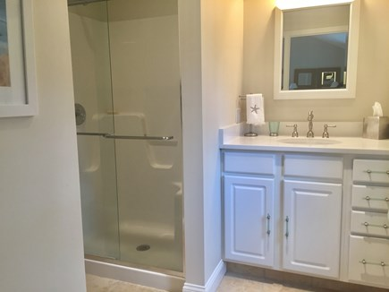 East Orleans Cape Cod vacation rental - Master Bathroom