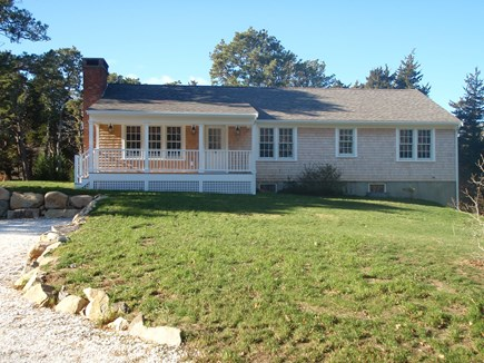 East Orleans Cape Cod vacation rental - Front of Home