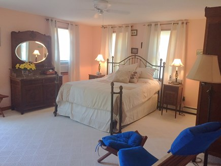Brewster Cape Cod vacation rental - Bedroom with Queen and Private Deck Access