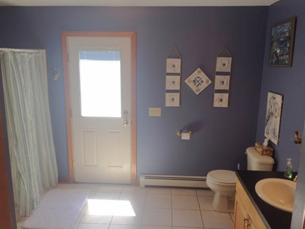 Brewster Cape Cod vacation rental - First Floor Bathroom