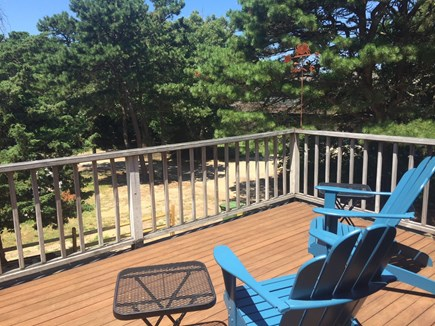 Brewster Cape Cod vacation rental - Upper Deck