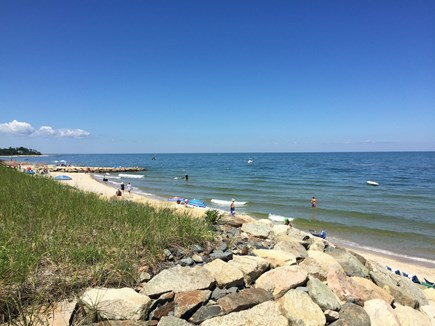 Brewster Cape Cod vacation rental - Beach