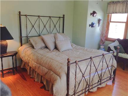 Brewster Cape Cod vacation rental - First Floor Bedroom with Queen bed