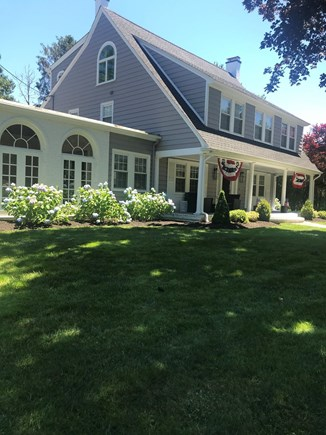 Centerville,  Barnstable Centerville vacation rental - Home on half an acre with front porch  and back patio