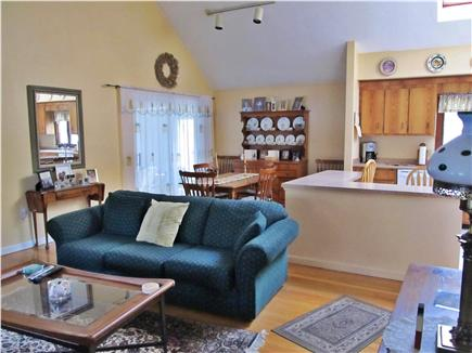 South Dennis Cape Cod vacation rental - Great Room
