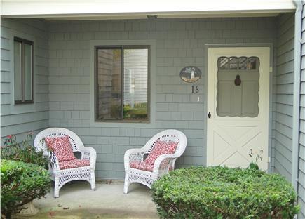 Brewster Cape Cod vacation rental - Entrance to condo