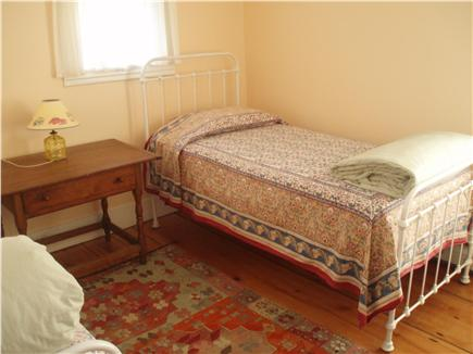 North Truro Cape Cod vacation rental - Upstairs twin bedroom