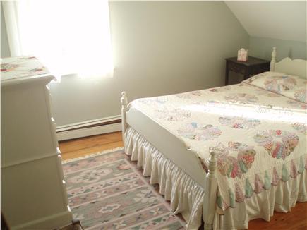 North Truro Cape Cod vacation rental - Upstairs double bedroom (postupedic mattress)