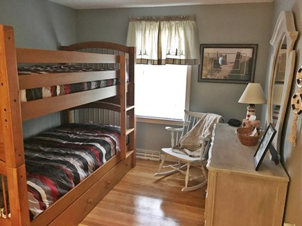 South Yarmouth Cape Cod vacation rental - Bedroom with Bunkbeds