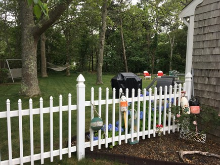 South Yarmouth Cape Cod vacation rental - Very Large Private Back Yard