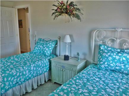 South Yarmouth Cape Cod vacation rental - Bedroom - 2 twins with small TV/DVD