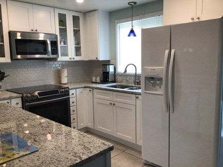 Brewster Cape Cod vacation rental - Newly remodeled kitchen