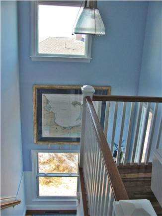 Eastham Cape Cod vacation rental - 2 Story Open Staircase