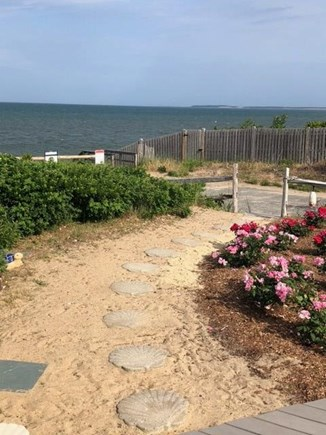 Eastham Cape Cod vacation rental - Shell Steps to the Bay Beach