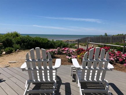 Eastham Cape Cod vacation rental - Water view from patio