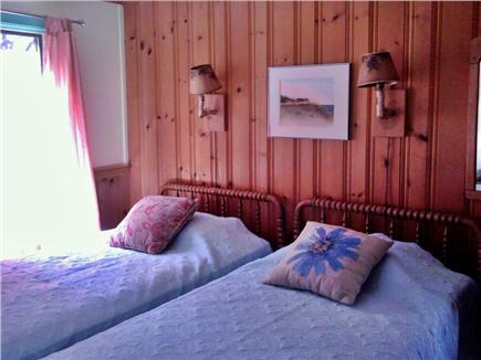 Brewster Cape Cod vacation rental - Bedroom Two two twin beds