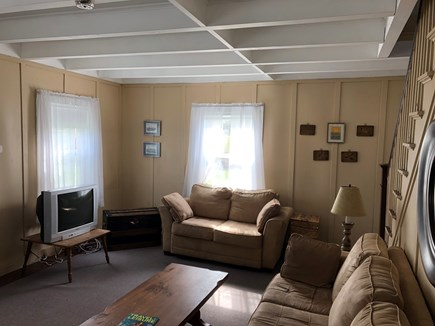 Yarmouth Cape Cod vacation rental - Front to back living room