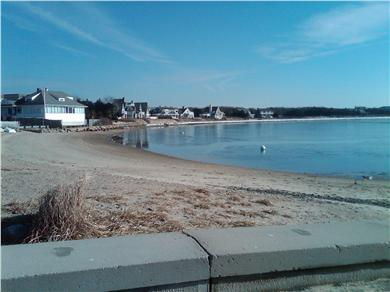Yarmouth Cape Cod vacation rental - Englewood Beach is just a 2-minute walk away